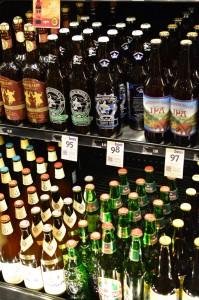 ABCストア ビール棚2