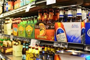 ABCストア ビール棚5