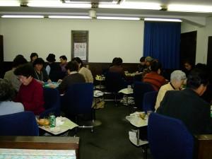 2004/1/18 銀座ファミリー麻雀教室 新年会
