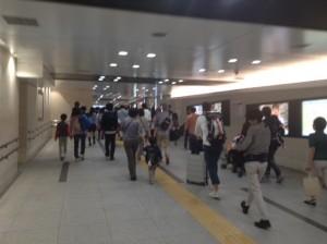 GW 東京駅