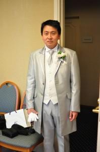 太郎結婚式