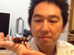 赤カブトムシとご機嫌マサヒロ