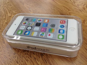 iPod touch6 キター