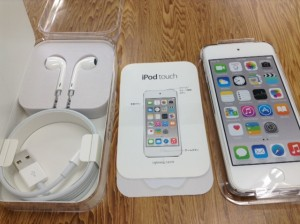 iPod touch6 中身