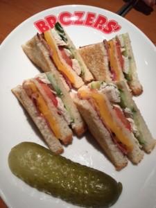 brozers サンドイッチ